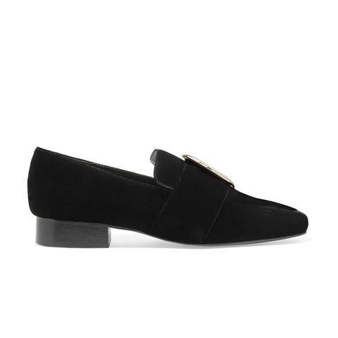 Harput Velvet Loafers
