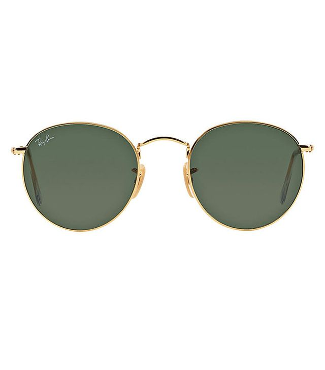 Ray-Ban 50mm Rounded Sunglasses