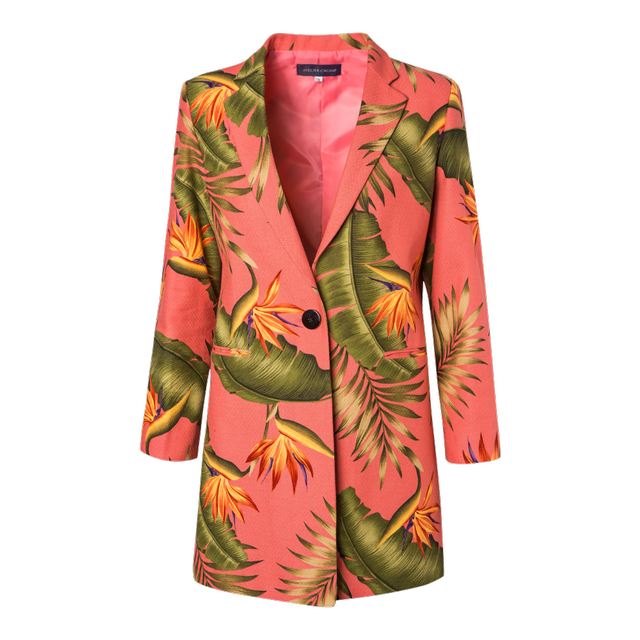 Atelier Crump Heliconia Trench