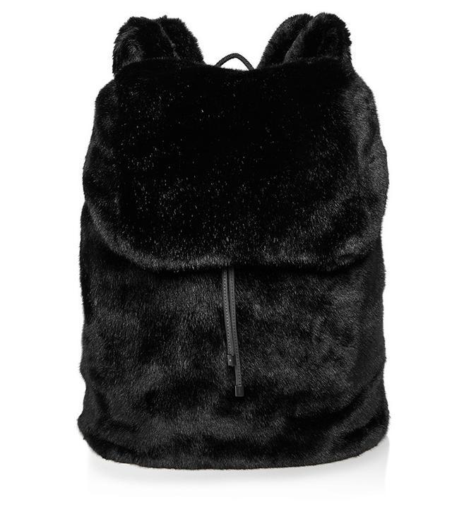 FENTY Puma x Rihanna Limited Edition Faux Fur Backpack