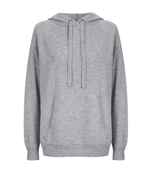 Topshop Luxe Cashmere Hoodie