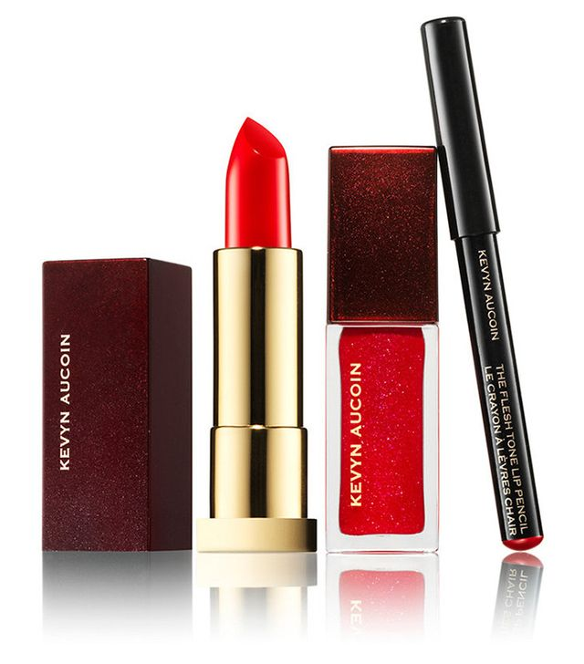 Kevyn Aucoin The Expert Lip Kit Red