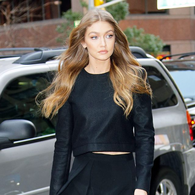 The 9 Items You Need for a Gigi Hadid Closet