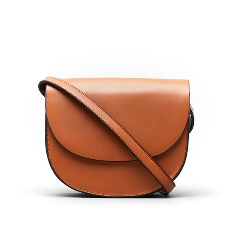 Crossbody Saddlebag