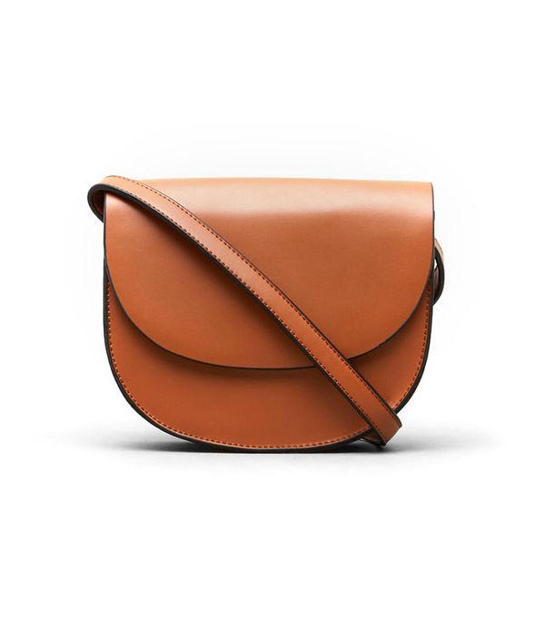 Kenneth Cole Crossbody Saddlebag