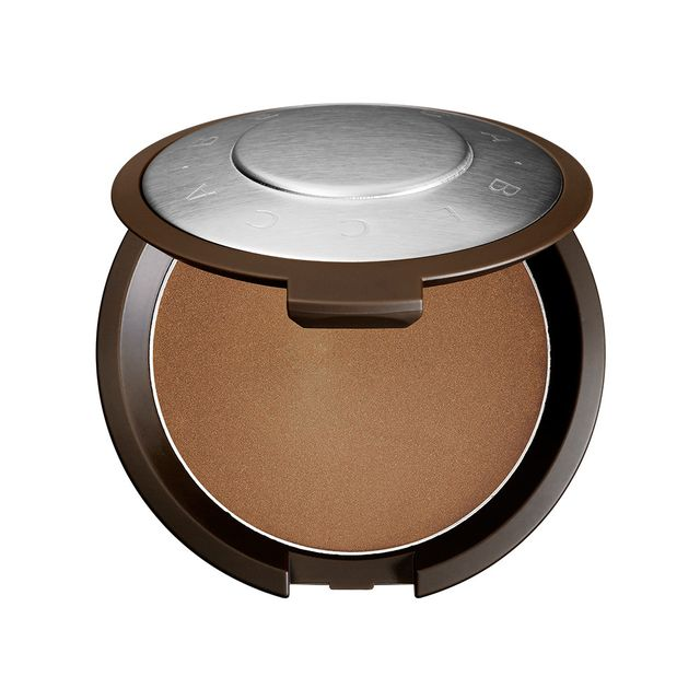 Becca Shimmering Skin Perfector Poured Crème in Topaz