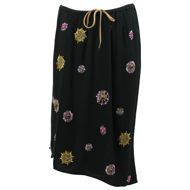 Suno Mid-Length Skirt