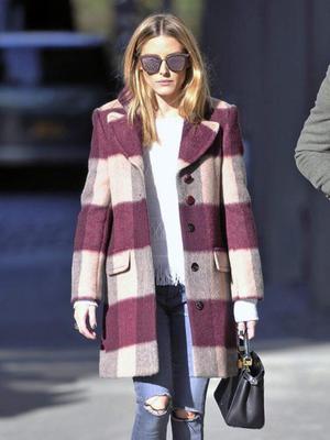 Shopping PSA: Olivia Palermo's Sunglasses Are Under $100