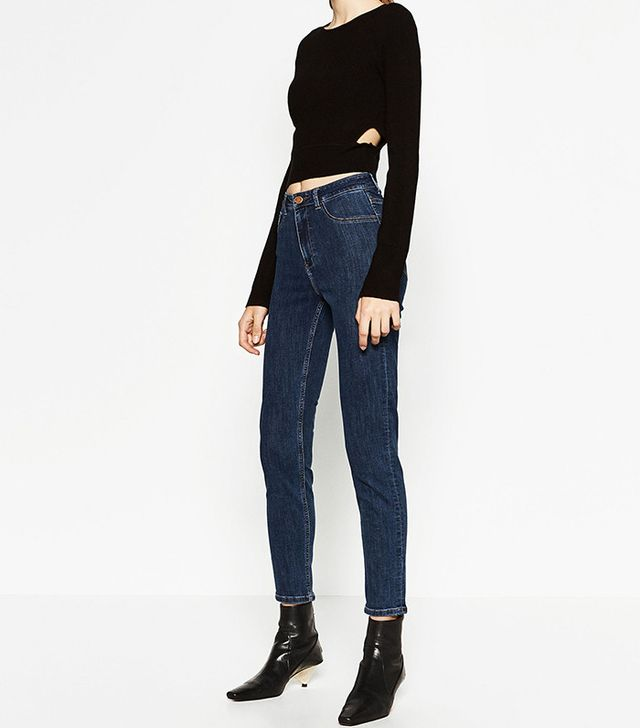 Zara High Waisted Jeggings