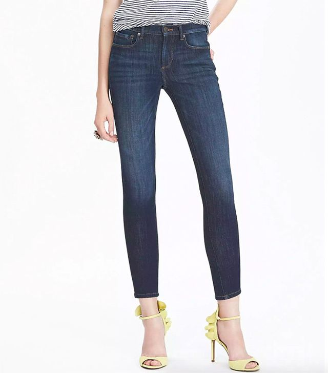 Banana Republic Zero Gravity Skinny Ankle Jeans