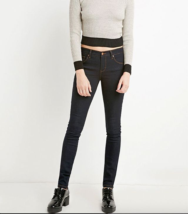 Forever 21 Classic Skinny Jeans