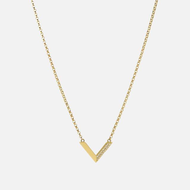 Miansai Mini Angular Chain Necklace