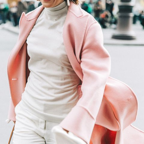 This Color Dominated the Street Style Scene in 2016