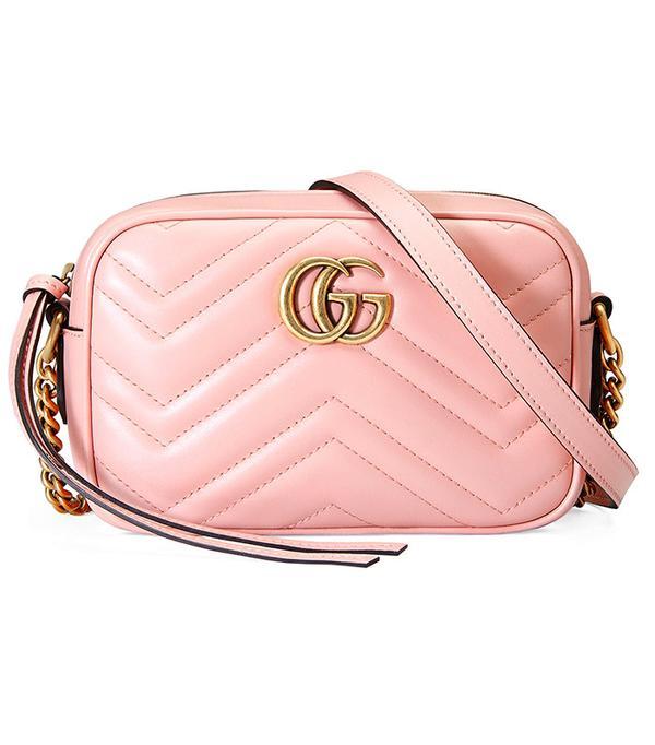 Gucci GG Marmont Metlasse Mini Bag