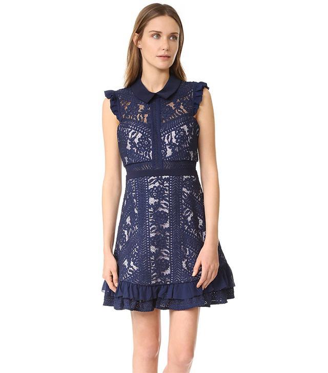 Three Floor Juniper Dress