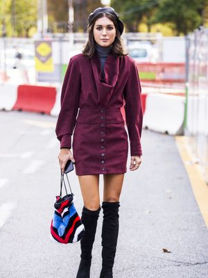 This Italian It-Girl Is Your New Style Muse