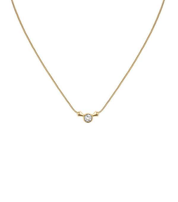 Vita Fede Titan Solitaire Pendant Necklace
