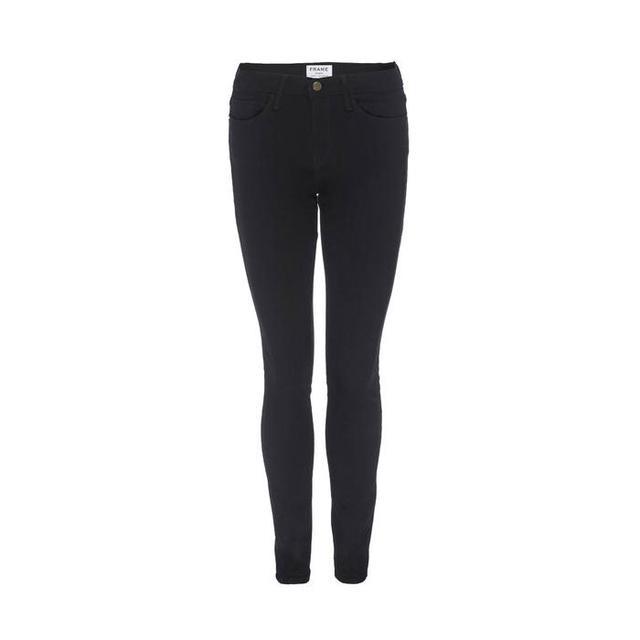 Frame Le Lara Skinny Satine Jeans
