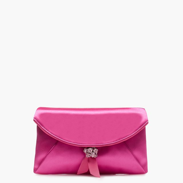 J.Crew Satin Envelope Clutch
