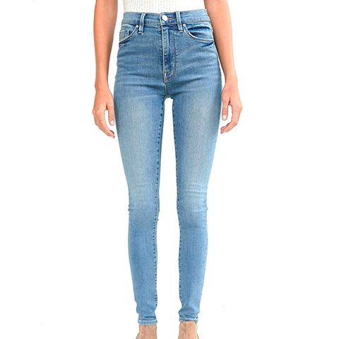Twig High-Rise Skinny Jean - Light Blue