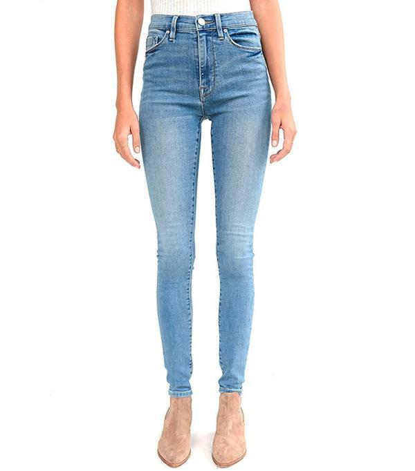 BDG Twig High-Rise Skinny Jean - Light Blue