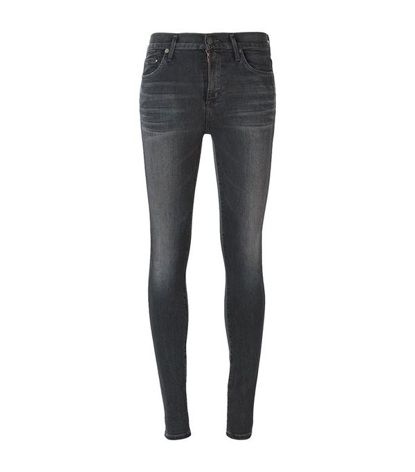 Citizens of Humanity Washed Skinny Jeans