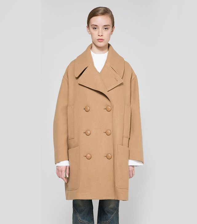 J.W.Anderson Oversized Double Breasted Coat