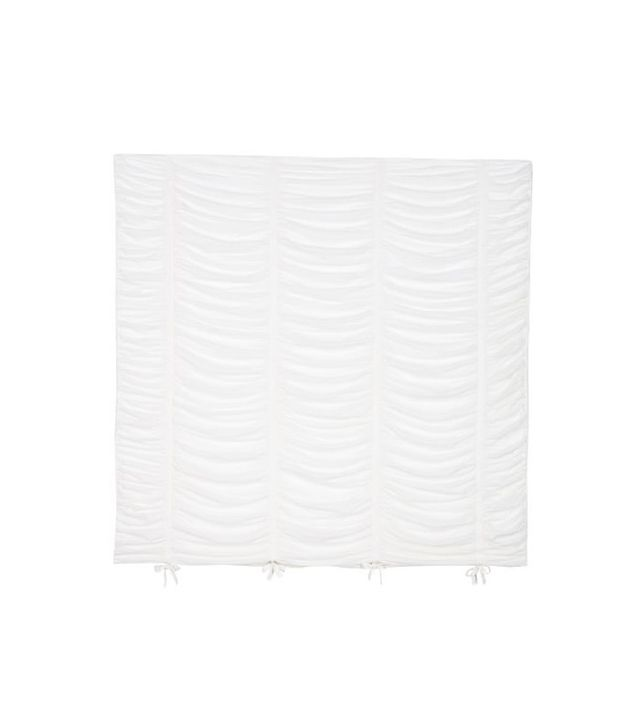 Pottery Barn Hadley Ruched Duvet Cover