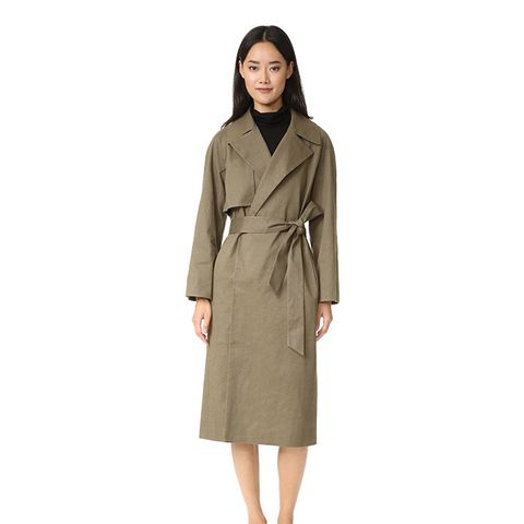 Farrah Trench Coat