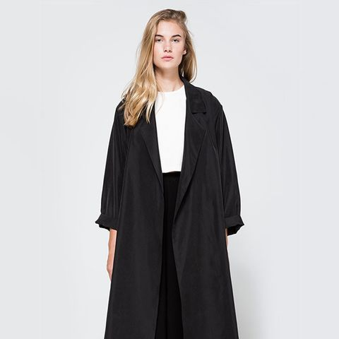 The Trench in Black