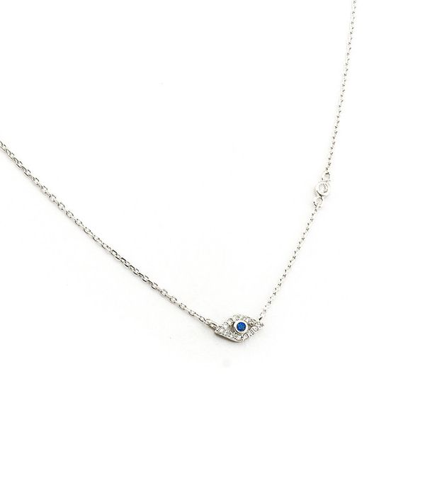 Tai Mini Evil Eye Necklace