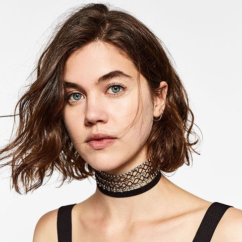 Shiny Suede Choker Pack
