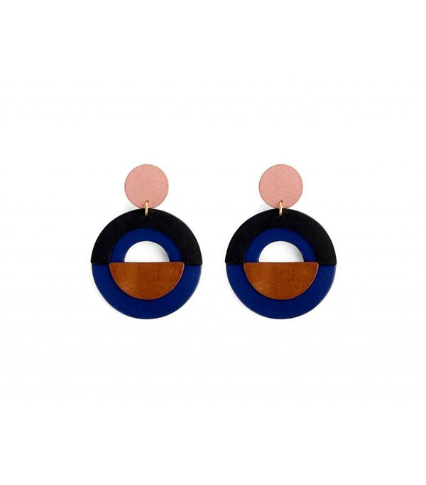 Nora Lozza Amaranta Earrings