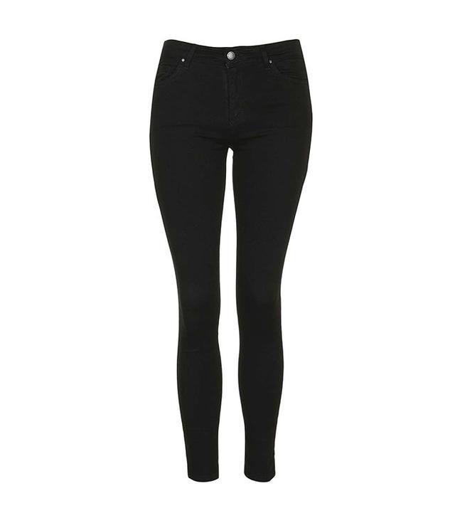 Topshop MOTO Black Leigh Jeans