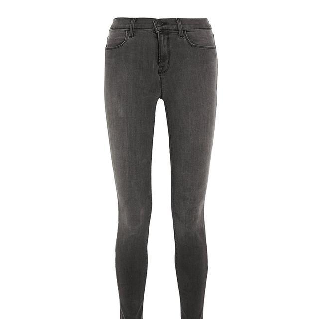 J-Brand Maria High-Rise Skinny Jeans