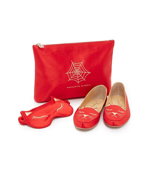 Charlotte Olympia Cat Nap Set