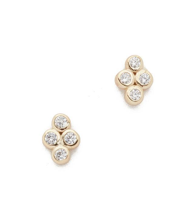 Shashi Tiny Arushi Stud Earrings