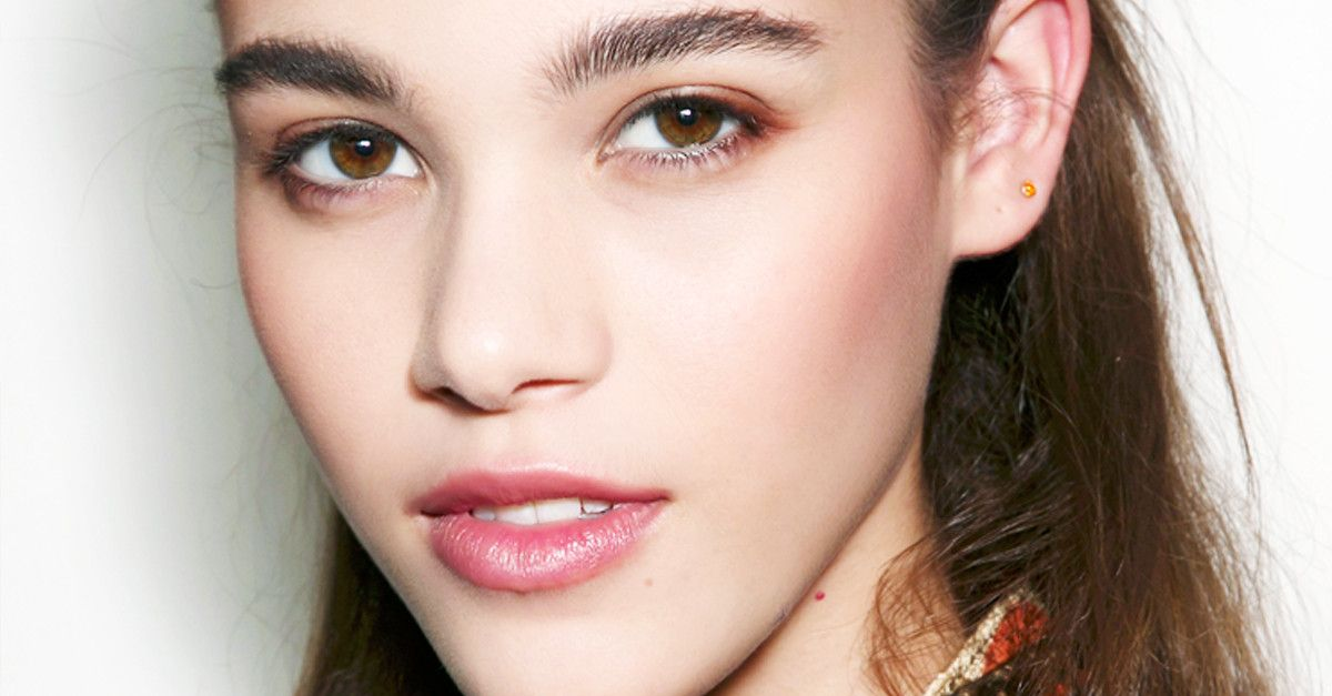 Have a long face try these contouring tricks byrdie ccuart Gallery