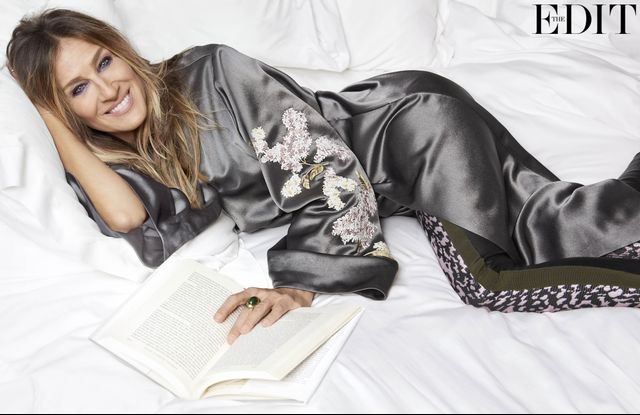 Sarah Jessica Parker for the Edit
