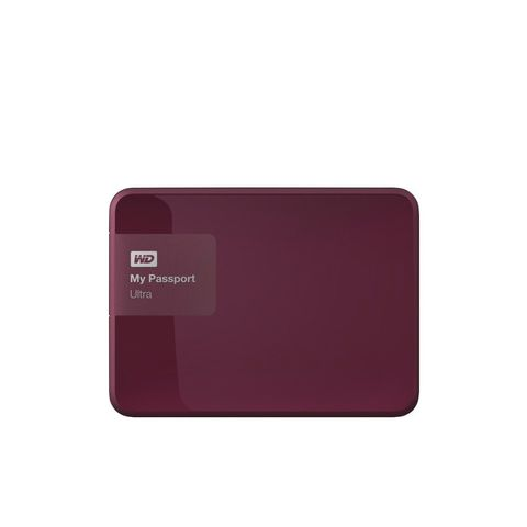 My Passport Ultra Portable Hard Drive