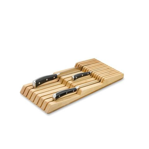 In-Drawer 15-Slot Knife Organizer