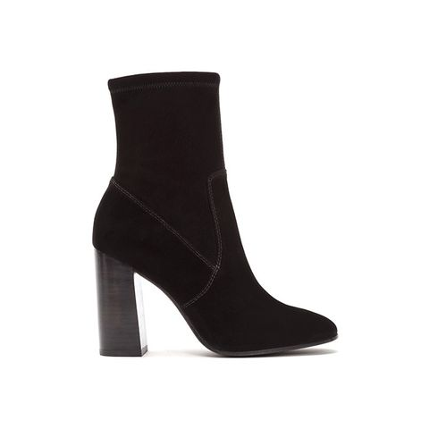 Mina Stretch Short Boots