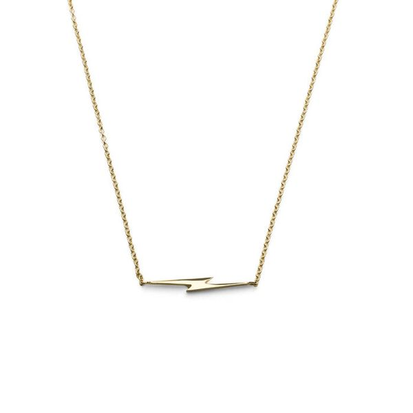Shinola Bolt Necklace