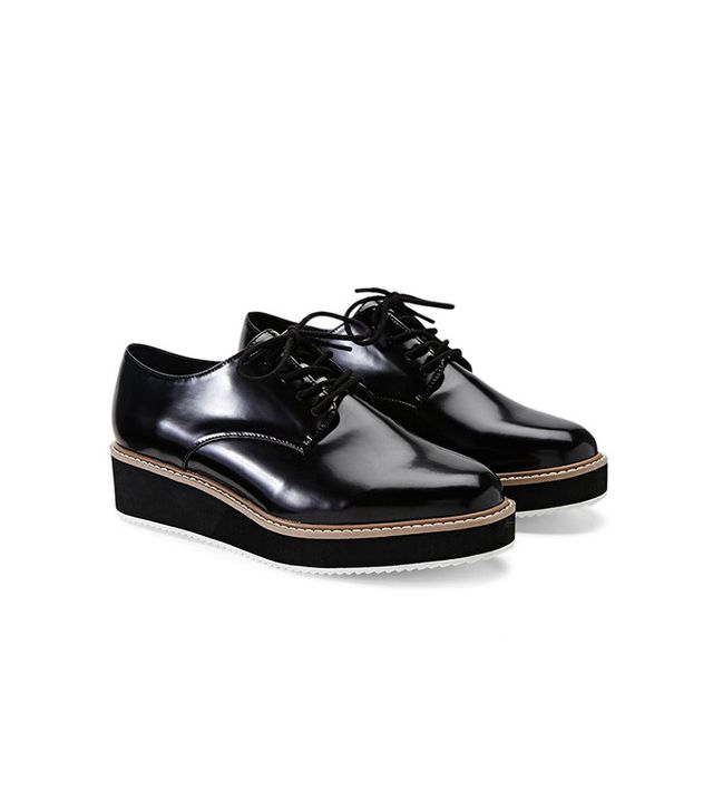 Forever 21 Platform Oxfords