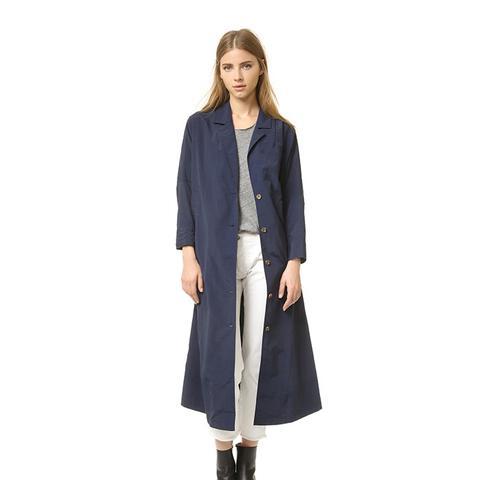 Zia Trench Coat