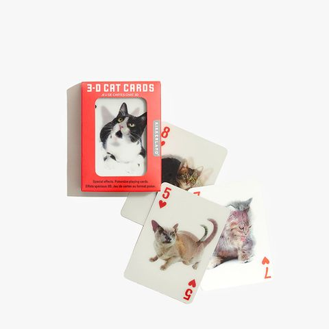 3-D Playing Cards