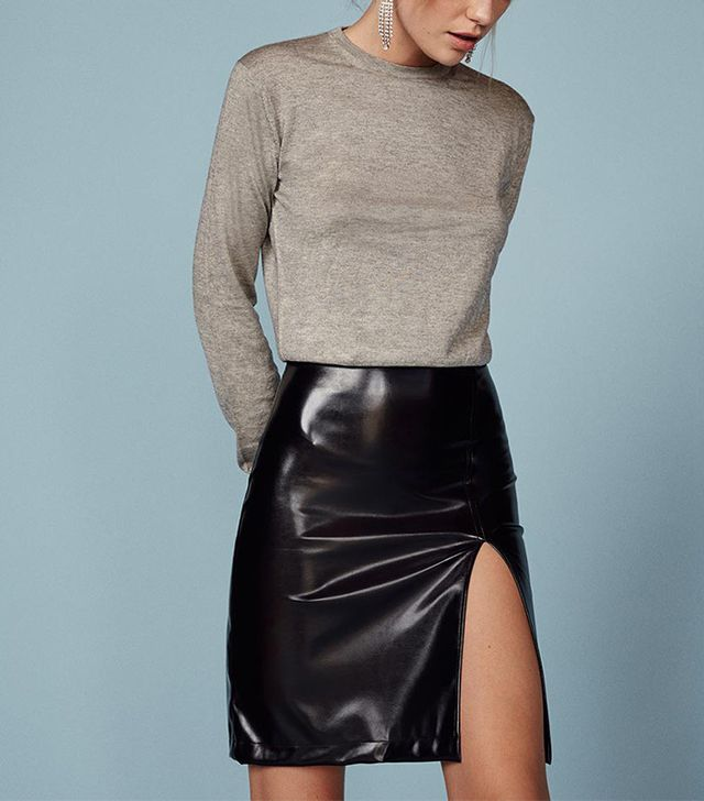 Reformation Clyde Skirt