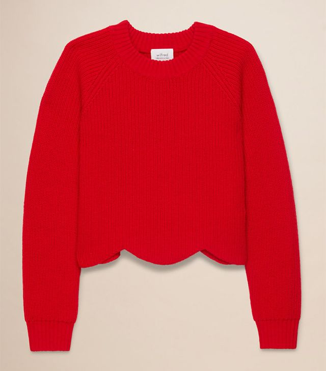 Aritzia Wilfred Sardou Sweater