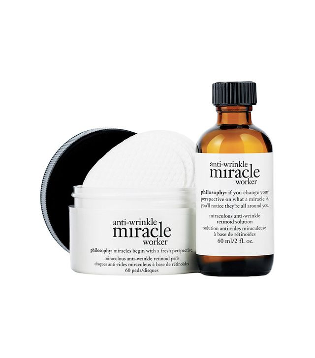 hanukkah-gifts-philosophy-miracle-worker-miraculous-anti-aging-retinoid-pads-and-solition