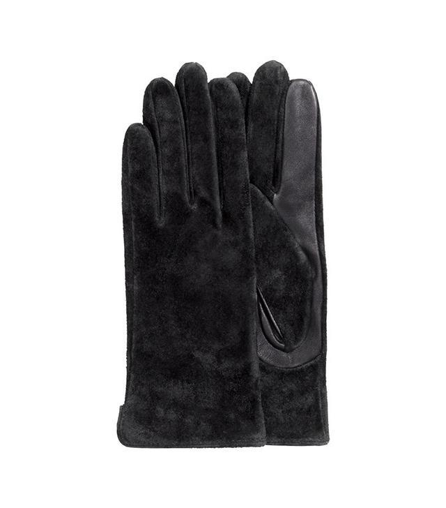 H&M Suede Gloves